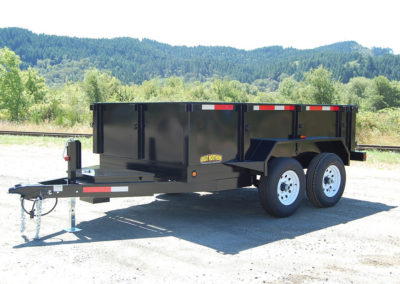 Great Northern 10K Mid Size Dump Trailer