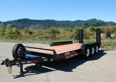 Great Northern 18K Triple Deck Between Trailer