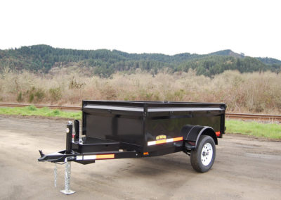 Great Northern 3K Mini Size Dump Trailer