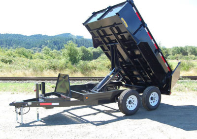 Great Northern 5K Mini Size Dump Trailer