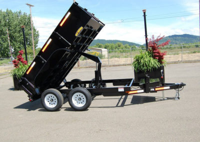 Great Northern 7K Mid Size Dump Trailer