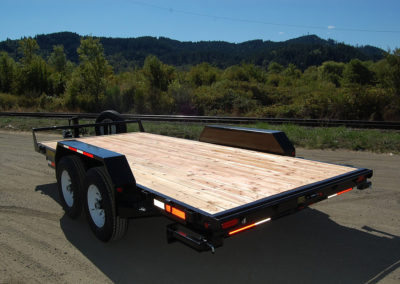 Great Northern 14K Deck Between Trailer