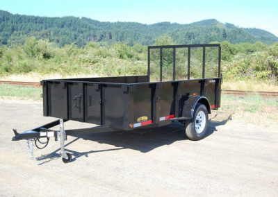 Great Northern Landscape Trailer