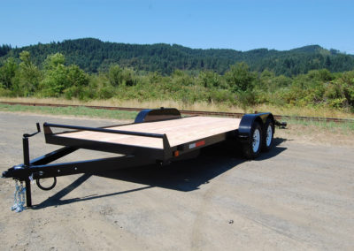 Great Northern Lite Line Deck Between Trailer