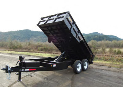 Great Northern Standard Dump Trailer