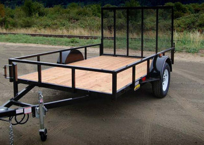 Great Northern Single Axle Utility Trailer