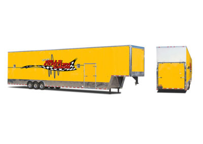 Cargo Mate Stacker Trailer