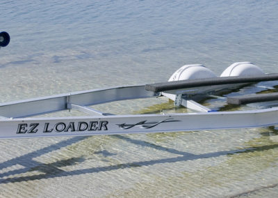 EZ Loader Aluminum Trailers