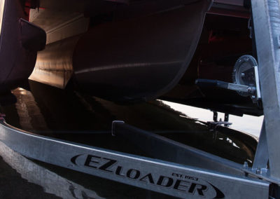 EZ Loader Pontoon Trailers