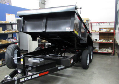 2020 Great Northern 6X10 10K MID SIZE DUMP